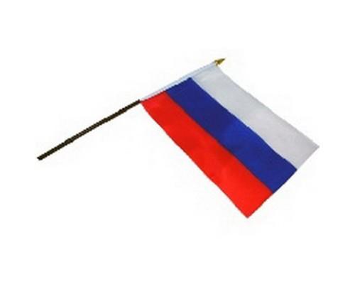 Флаг России 15*22см. без подставки