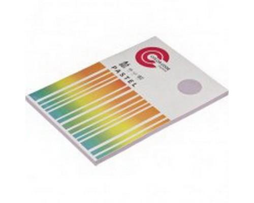 Бумага А4 100 листов COLOR CODE PASTEL, п листов 80г/м2, фиолетовая БЕЗ СКИДКИ