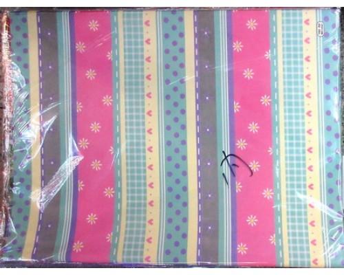 Бумага упаковочная Ситец 51*75 см, цена за 1 лист, бумага