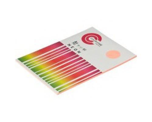Бумага A4 50 листов COLOR CODE NEON пл.75гр/м2, розовая БЕЗ СКИДКИ