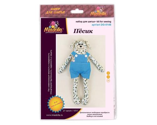 """Набор для изготовления игрушек """"Miadolla"""" Песик"""