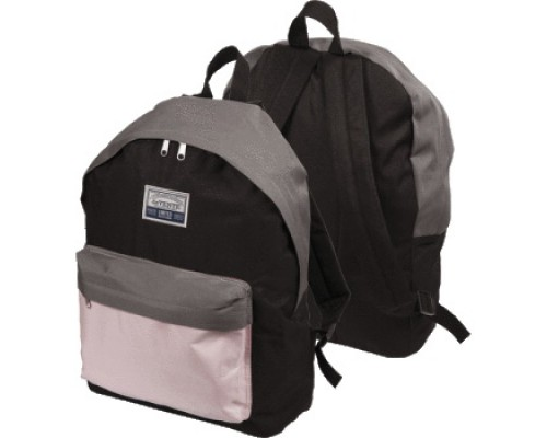 Рюкзак 3-Tone Black для девочки, старшая школа