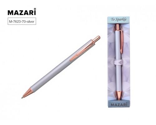 Кан.Ручка подар.TO SPARKLE-1 серебряный корпус