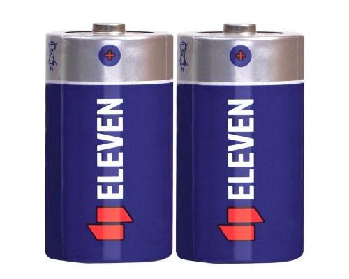 Батарейка Eleven D (R20) солевая, SB2