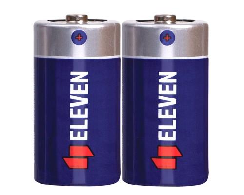 Батарейка Eleven C (R14) солевая, SB2
